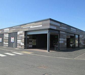 Retail Unit Musselburgh. Maxi Construction. Design & Build Contractors, Scotland
