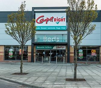Refurbishment of retail units perth