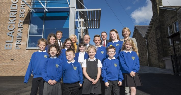 Blackridge Primary School Extension Opening
