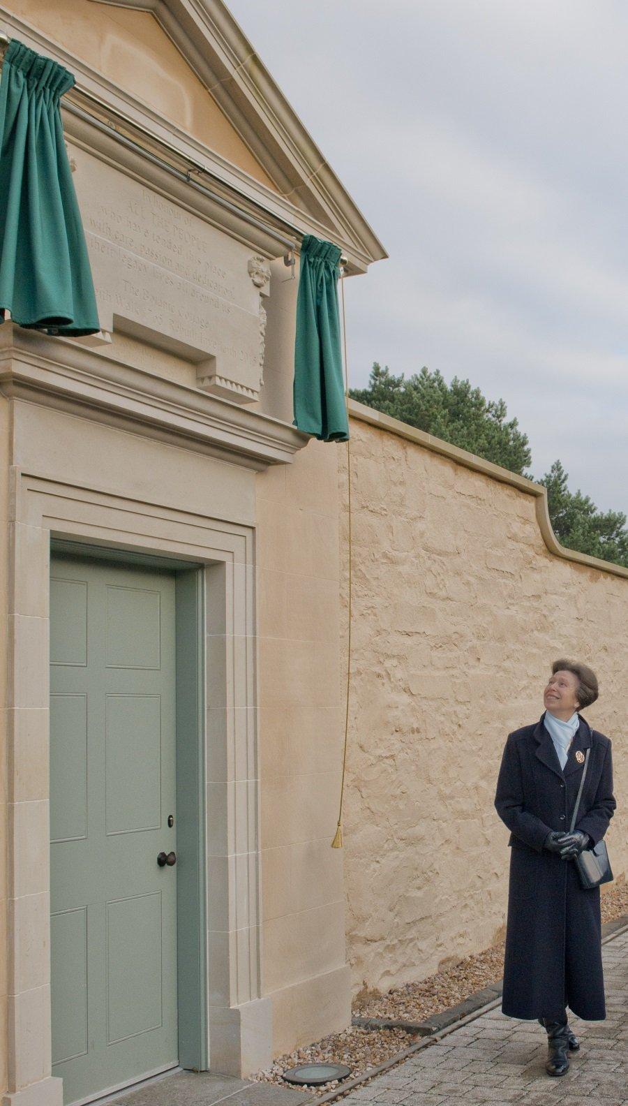 Botanic Cottage Royal Opening