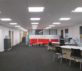 Strathbrock Partnership Centre Refurbishment