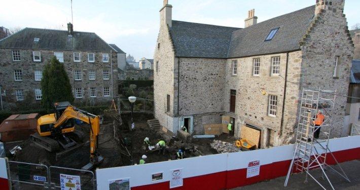 Panmure House Edinburgh
