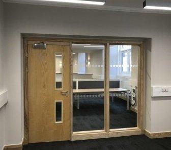 Estates Office Fit Out Edinburgh