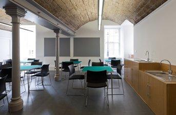 Interior Refurbishment Image. Maxi Construction About Us. Fit Out Contractors Scotland.