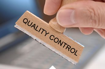 Quality Control Stamp. Maxi Construction About Us. Fit Out Contractors Scotland.