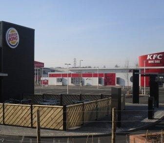 Fast Food Units Newcraighall