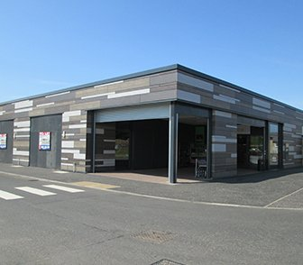 Retail Unit Musselburgh. Maxi Construction. Design & Build Contractors, Scotland