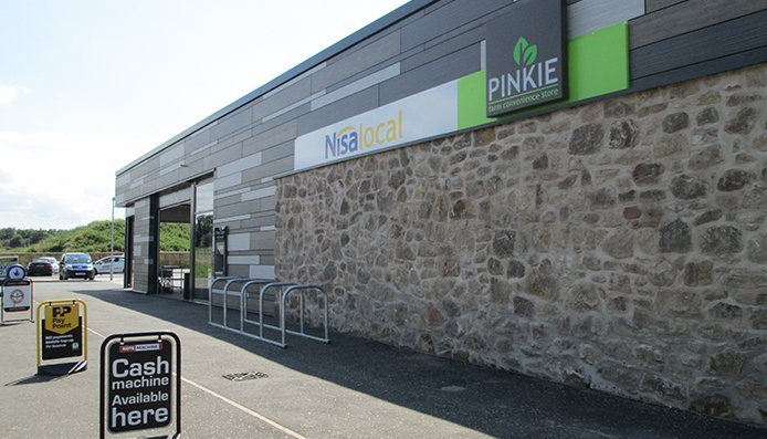Design & Build Retail Unit Musselburgh
