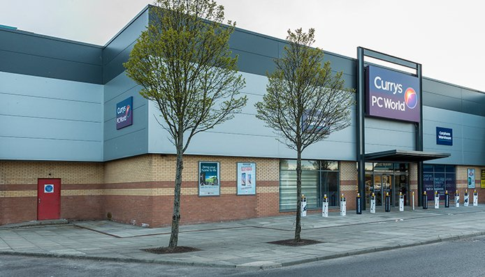 retail refurbishment contract