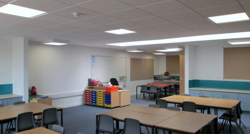 Refurbishment of Kirknewton Primary School