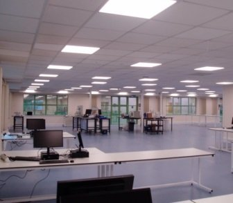 Laboratory and office fit out Livingston