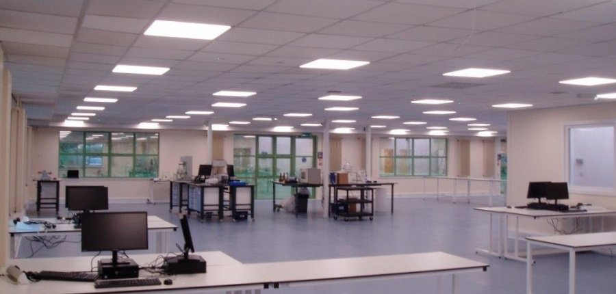 Laboratory and office fitout Livingston