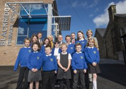 Blackridge Primary School Extension Opening