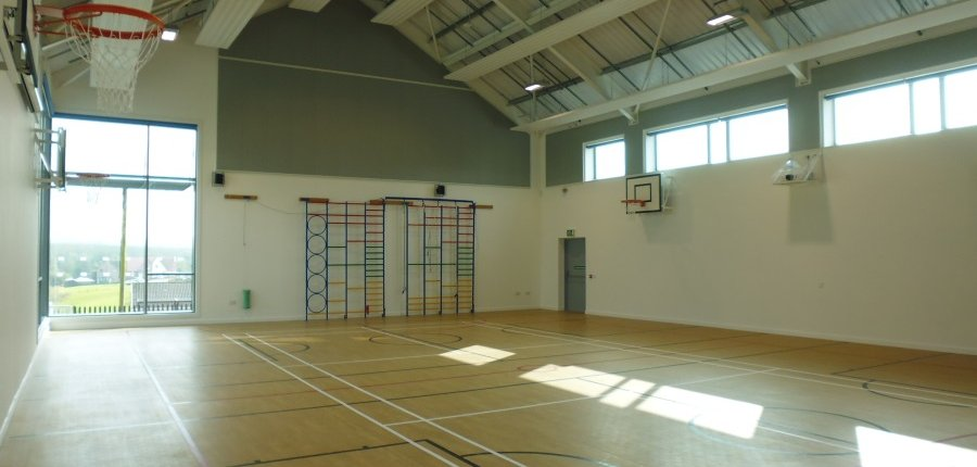 Extension to Blackridge Primary School gym