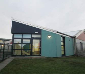 Whitdale Family Centre Extension