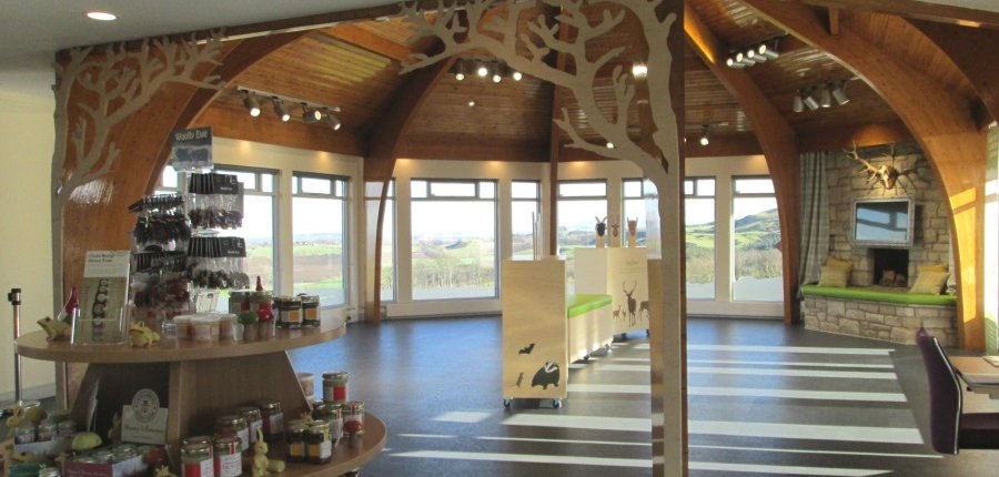 Beecraigs Visitor Centre fit out
