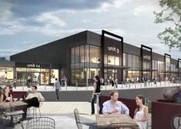 St Catherines Retail Park Phase 4