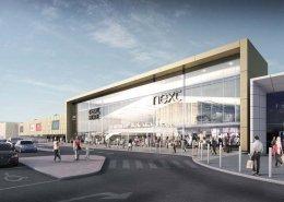 Almondvale West Retail Park