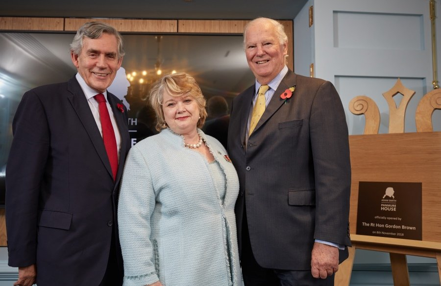 Official Opening of Panmure House