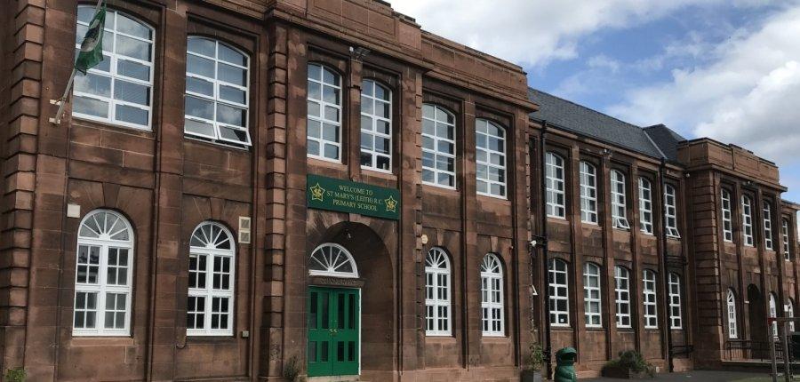 St Marys RC Primary School Leith