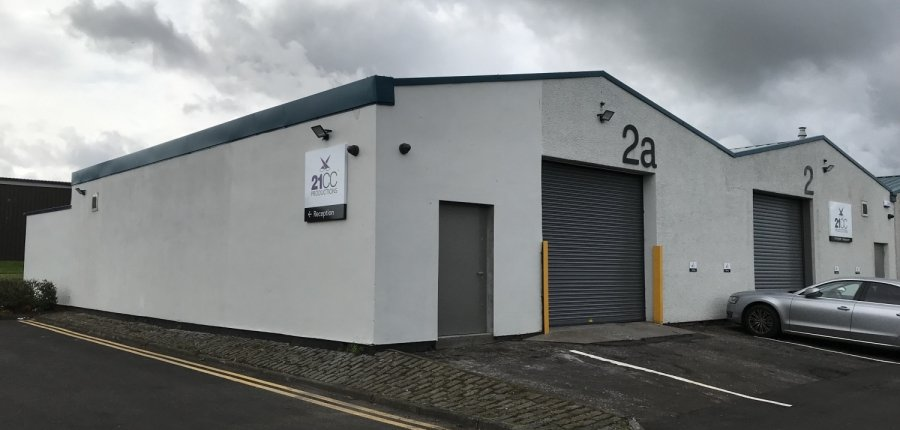 industrial unit grange road livingston