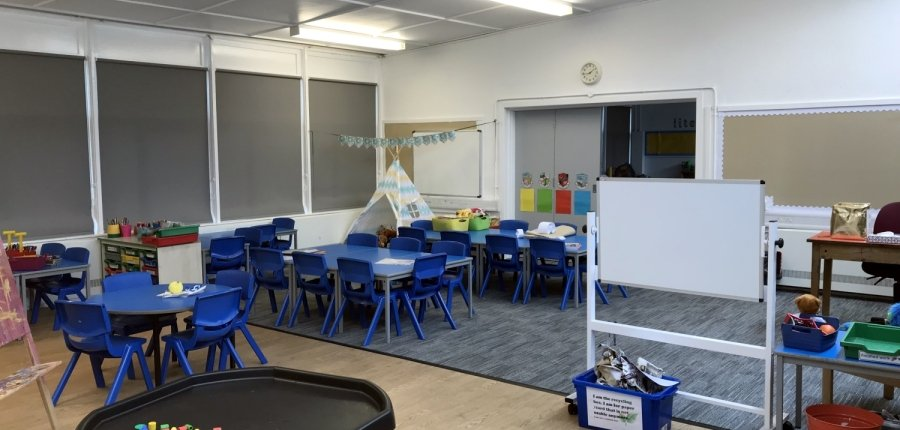 classroom clermiston primary school