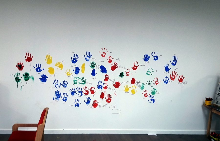 craigbank ps temporary partition artwork