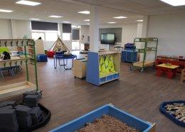 craigbank ps early years classroom