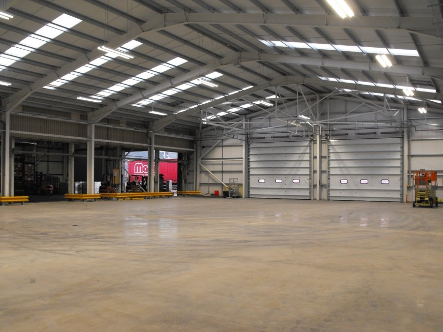 maxi haulage warehouse bellshill