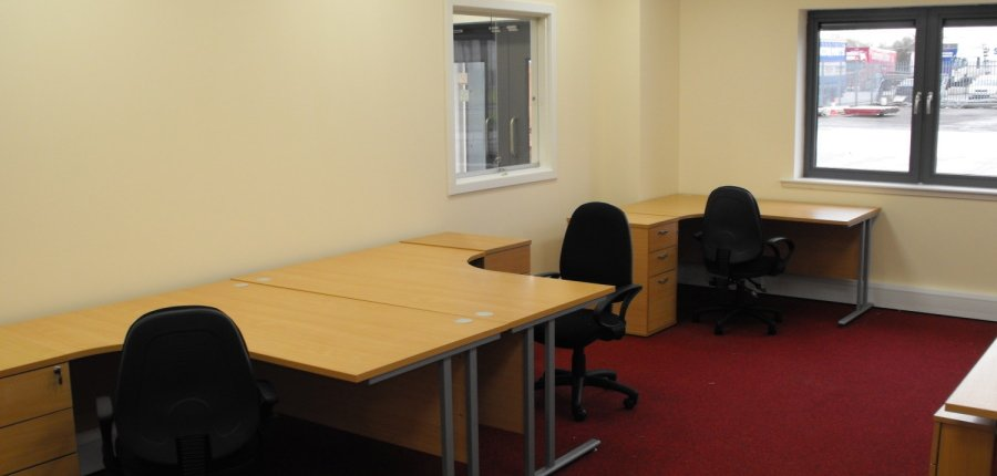 design and build office bellshill