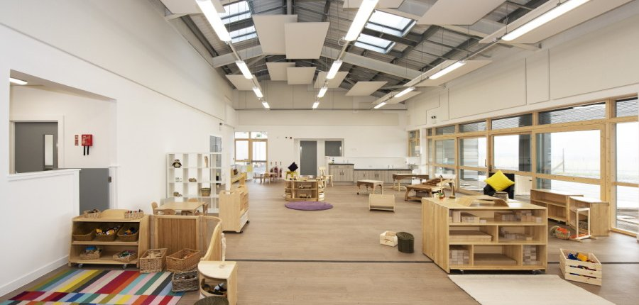 Menstrie Early Years Centre internal