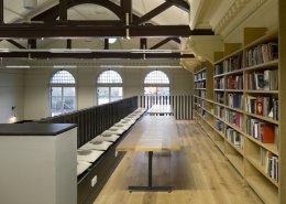 Glasgow Womens Library interior