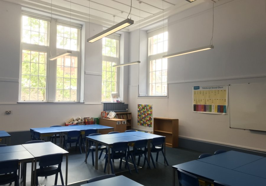 south morningside primary school classroom 1
