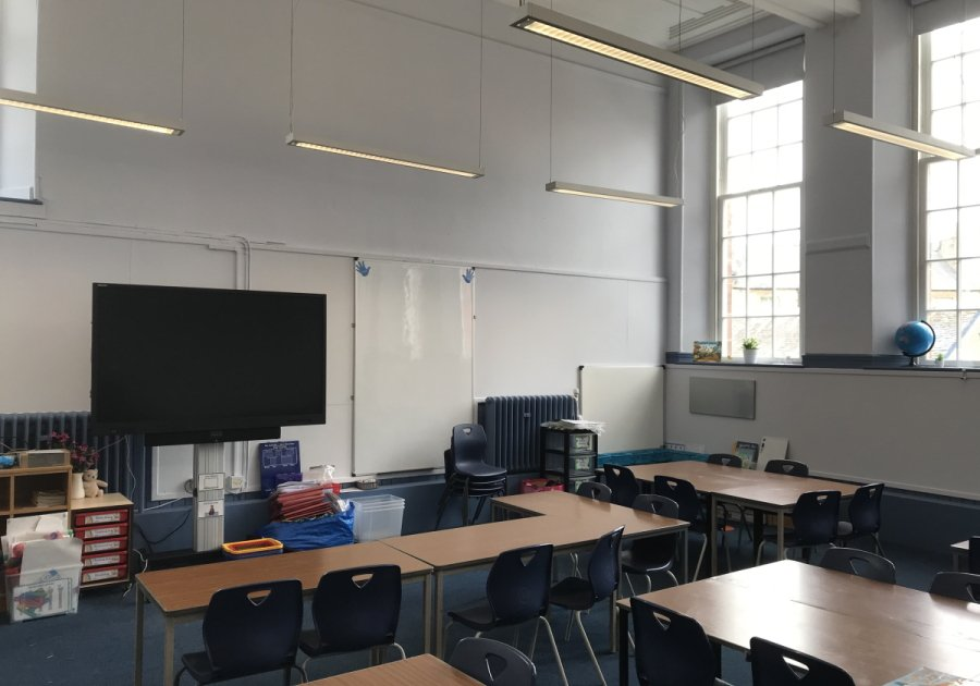south morningside primary school classroom 2