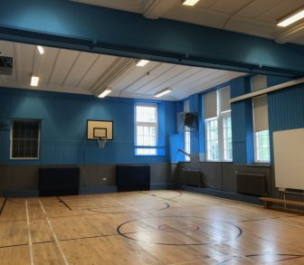 south morningside primary school gym