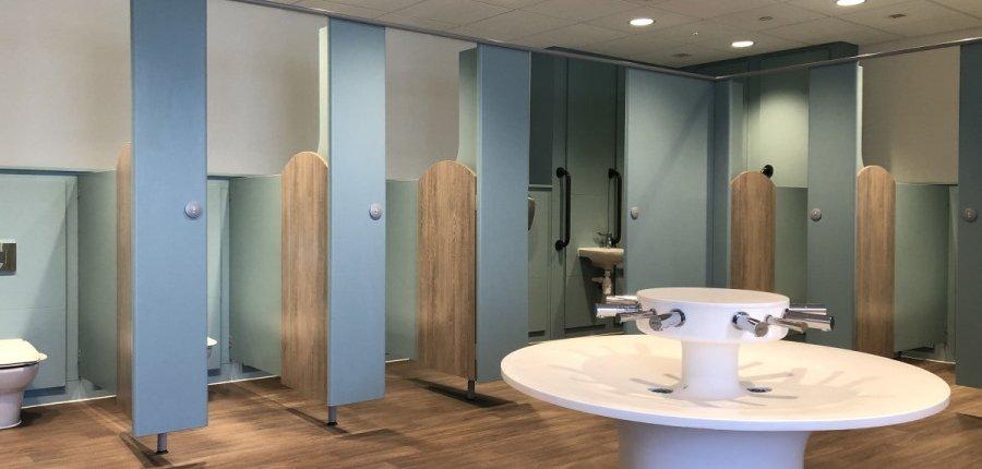 park nursery extension alloa toilets